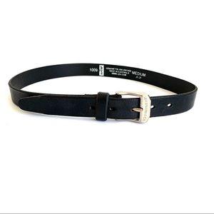 Levis Strauss Black Genuine Leather Belt